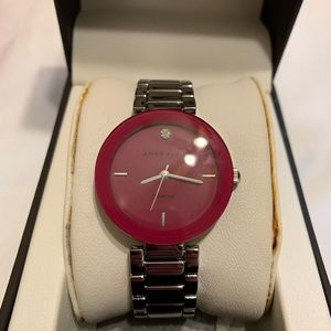 Anne Klein wristwatch. New and never used.